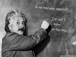 More Experts