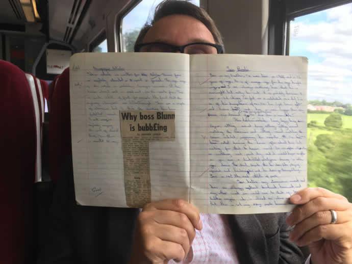 Michael's Essay